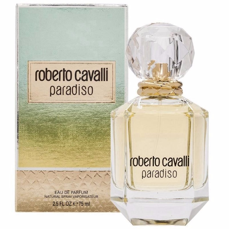66998590ff2a1 Perfume Roberto Cavalli Paradiso 75ml Edp - R  287