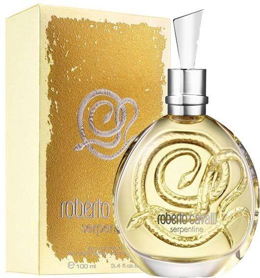 837bec52b6 Perfume Serpentine Edp Roberto Cavalli 100ml Feminino - R  239