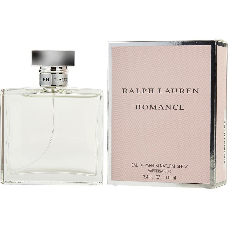 100Original Ralph Romance Lauren Dama Perfume 100ml nPk0wXON8