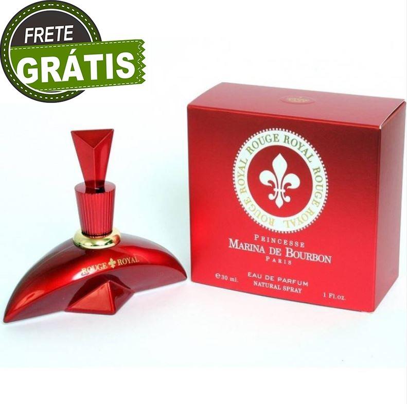 d6f347e7a Perfume Rouge Royal Marina De Bourbon Eau De Parfum Feminino - R  169