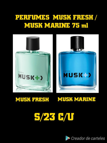 perfume salvaje/ perfume leyenda y pulso s/45