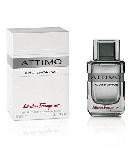 perfume salvatore ferragamo attimo 100 ml men