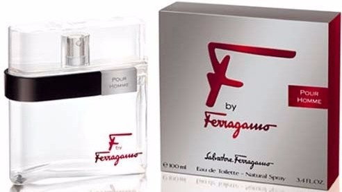 perfume salvatore ferragamo f black 100ml original envio hoy