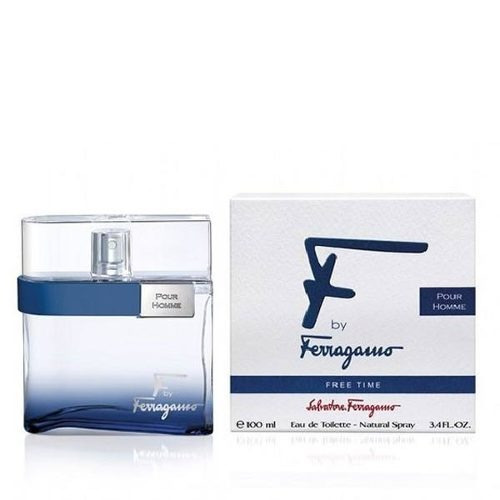 perfume salvatore ferragamo free time 100 ml men