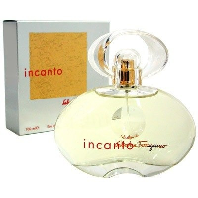 perfume salvatore ferragamo incanto  100 ml women