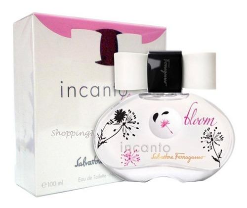 perfume salvatore ferragamo incanto bloom 100 ml women