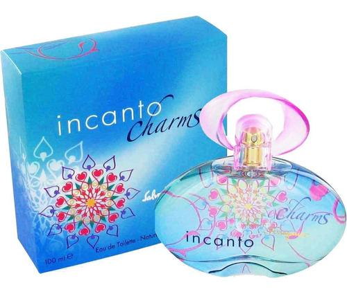 perfume salvatore ferragamo incanto charm 100 ml women