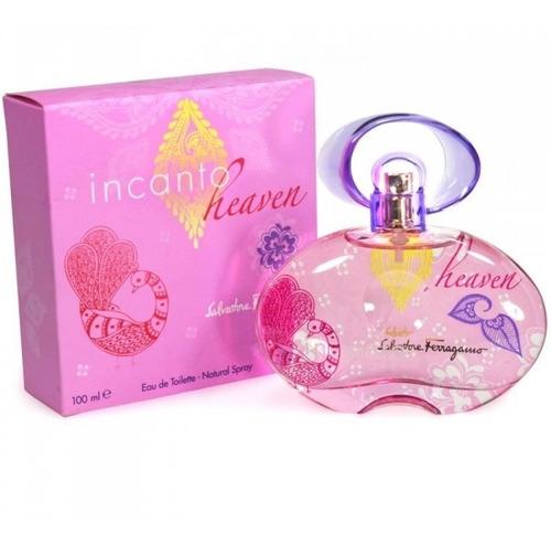 perfume salvatore ferragamo incanto heaven 100 ml women