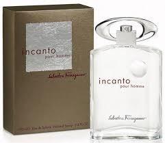 perfume salvatore ferragamo incanto pour homme 100ml hombre