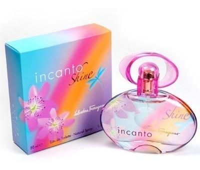 perfume salvatore ferragamo incanto shine  100 ml women
