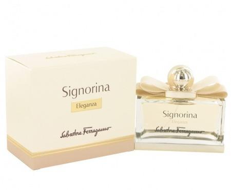 perfume salvatore ferragamo signorina eleganza 100 ml women
