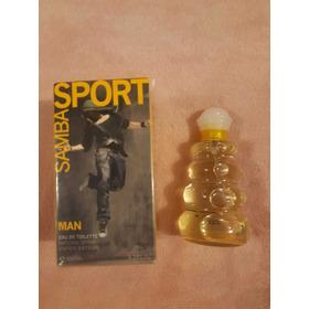 Perfume Samba Sport Caballero