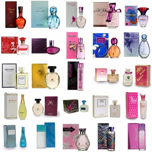perfume sandora colletion para damas 100ml minimo12