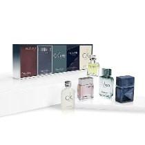 perfume set estuche calvin klein miniaturas 50ml para hombre