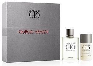 perfume set estuche giorgio armani acqua di gio 100ml hombre