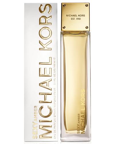 perfume sexy amber by michael kors para mujer