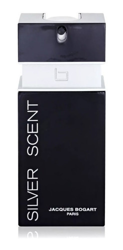 perfume silver scent 100ml - jaques bogart importado usa