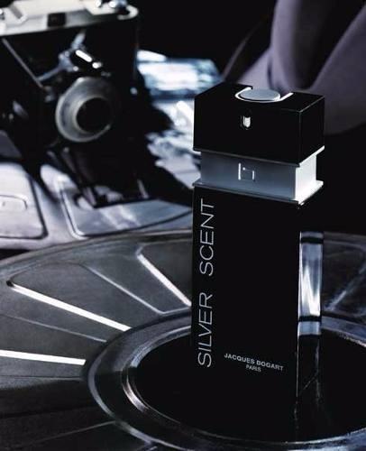 perfume silver scent 100ml tester masculino 100% original.
