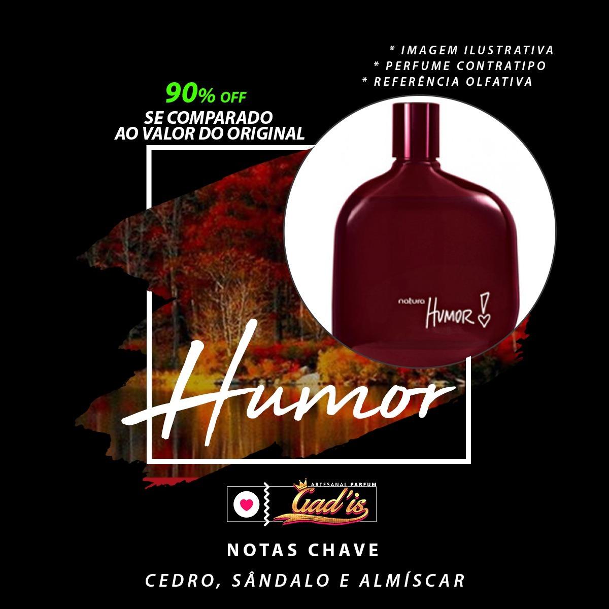 d56a614e584 Perfume Similar N 327 Inspirado Em Humor 2 Masculino 120ml - R  79 ...