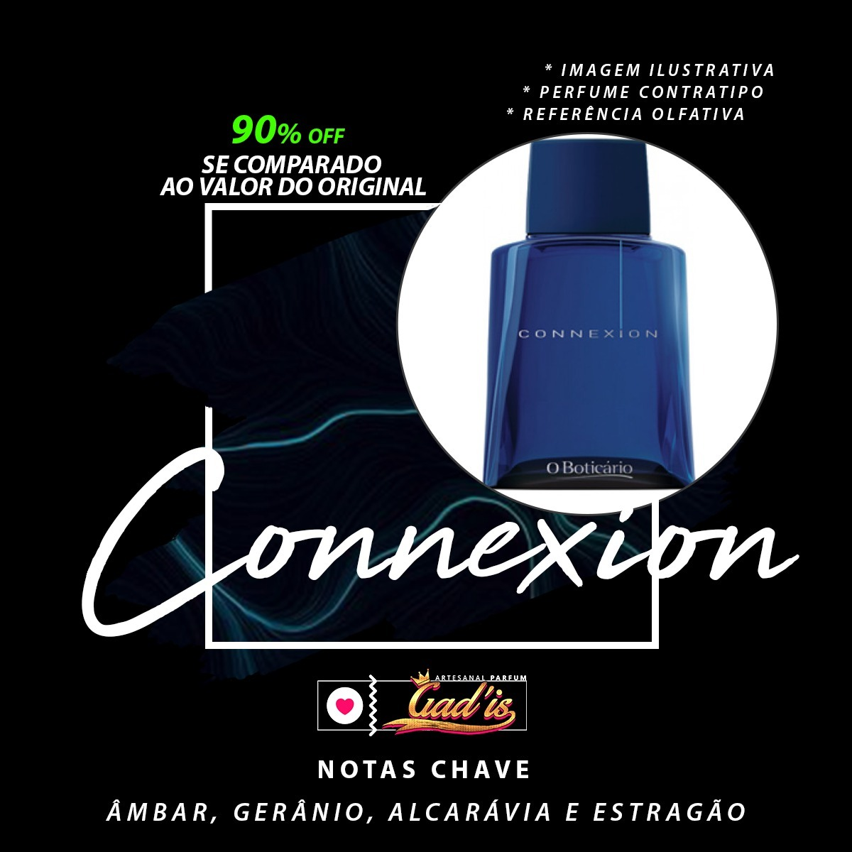 f8d8a0fa402 Perfume Similar N 574 Inspirado Em Connexion Masculino 120ml - R  79 ...
