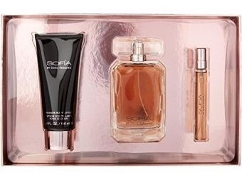 perfume sofia by sofia vergara set x 3 dama