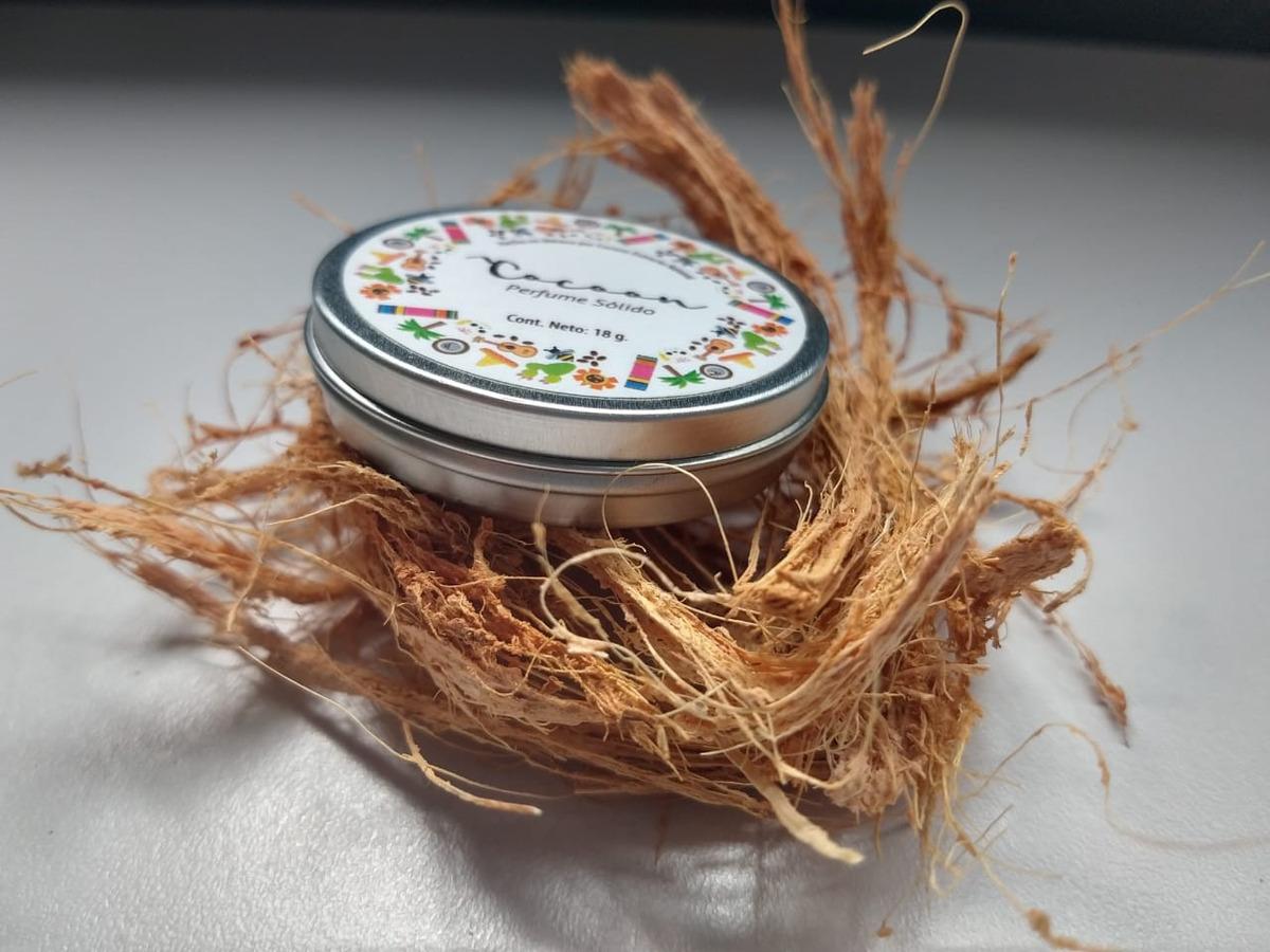 Perfume Extracto Natural Coco De Sólido Cocoon QthsrxdC