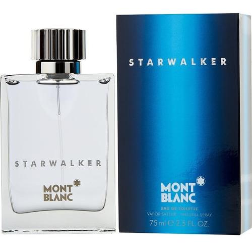 perfume starwalker by mont blanc 75ml edt for men - original