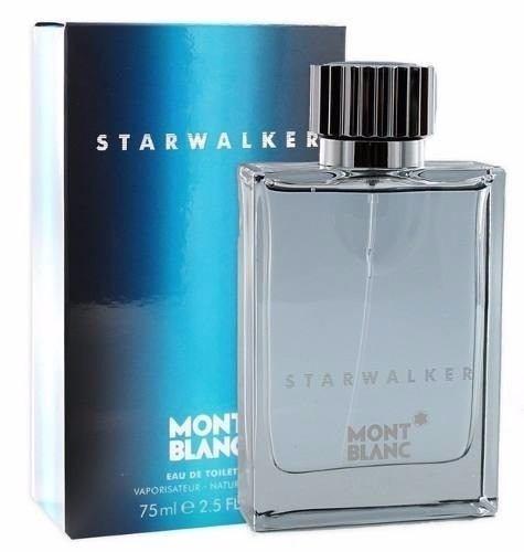 f705cd2b90f Perfume Starwalker Mont Blanc For Men 75ml Edt - Original - R  191 ...