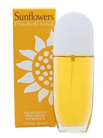perfume sunflowers elizabeth arden eau de toilette 50 ml