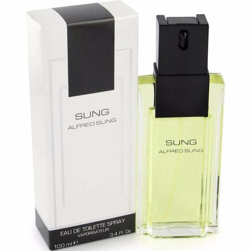 perfume sung alfred sung for women 100ml edt - lacrado