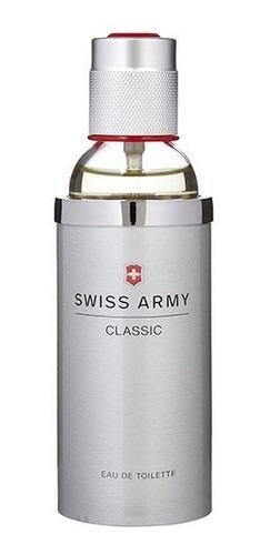 perfume swiss army classic victorinox for men edt 100ml