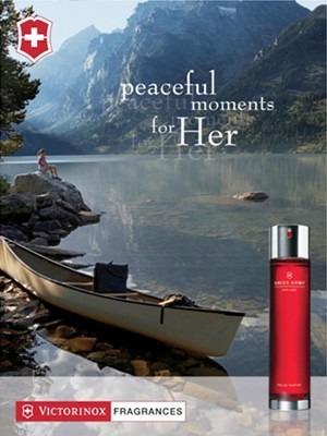 perfume swiss army for her femin edp 100ml original tester