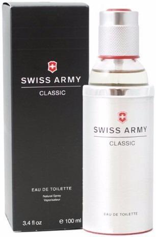 perfume swiss army original 100 ml envio hoy