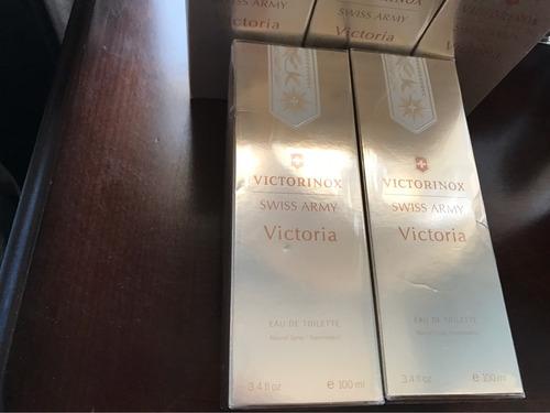perfume swiss army para hombre y mujer  original