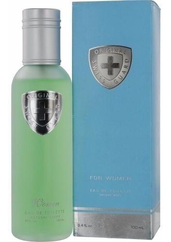 perfume swiss guard para mujer original - ml a $999