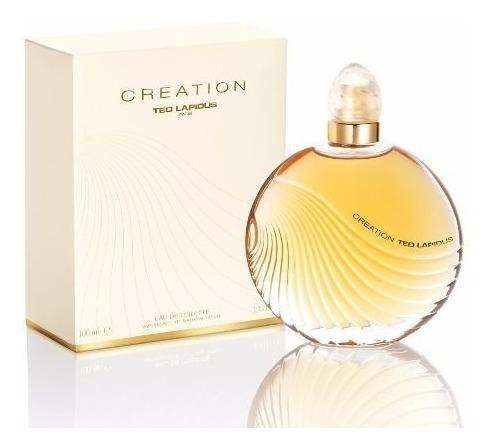 perfume ted lapidus creation 100 ml dama