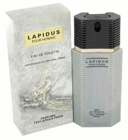 perfume ted lapidus importado