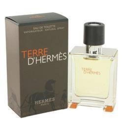 perfume terre d'hermes de hermes eau de parfum spray de 1,7