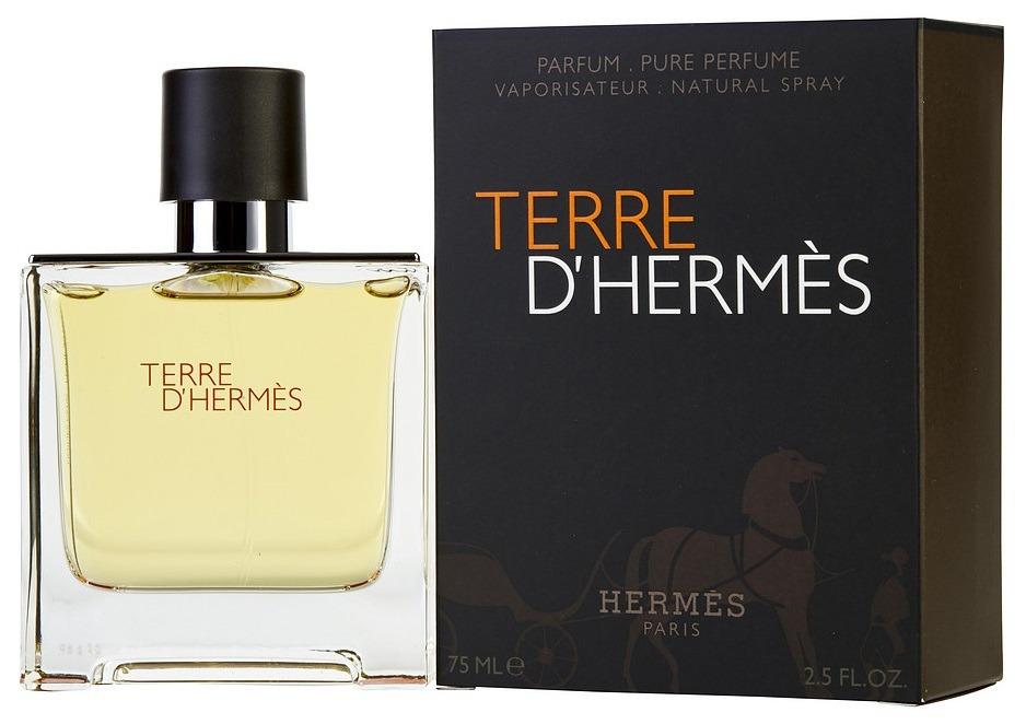 Perfume Hermes Parfum Terre 75ml D´hermes Promo srdQht