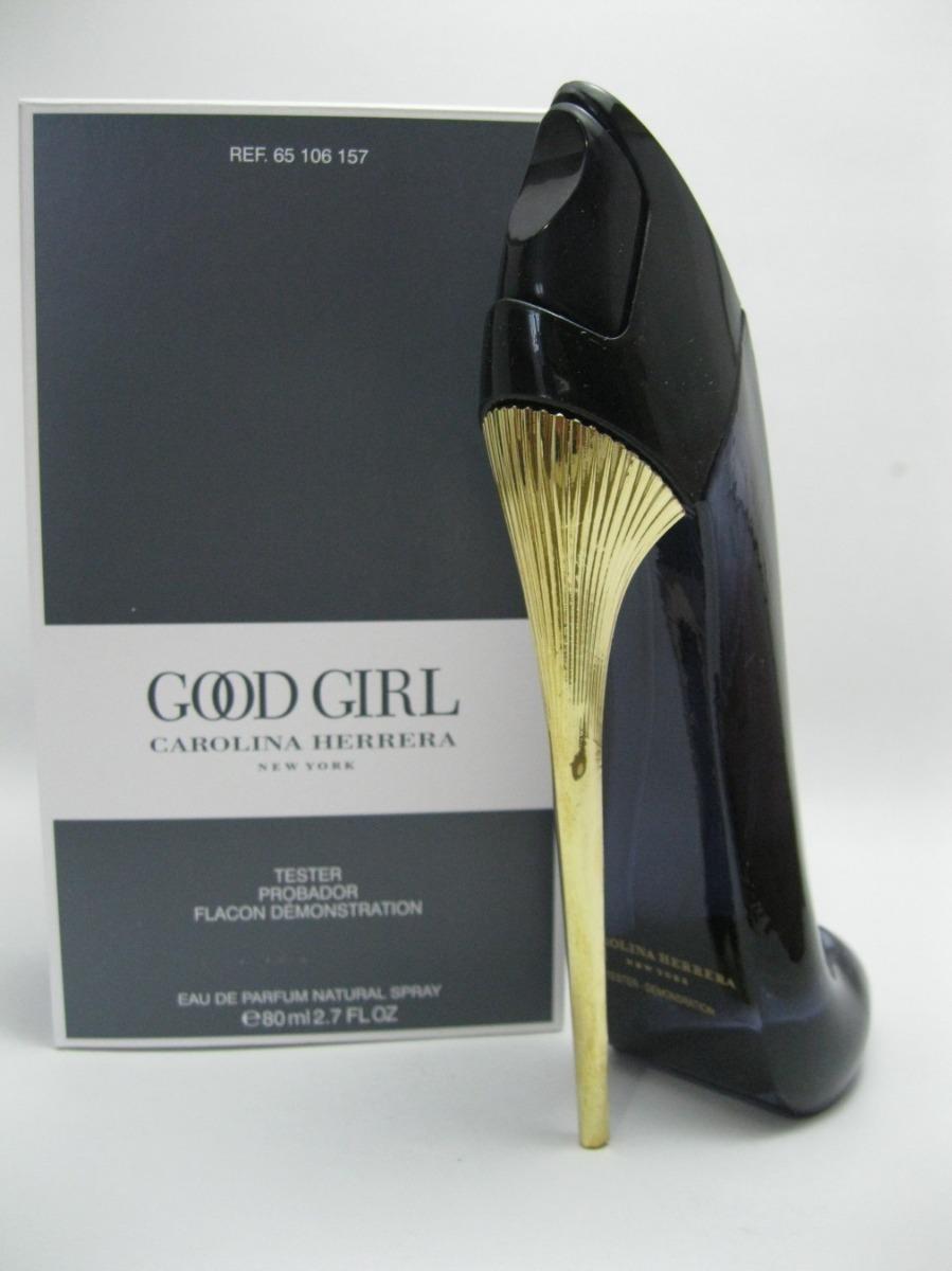 perfume tester good girl 80ml carolina herrera 2 lojas ofici. Carregando  zoom. e6bef49534