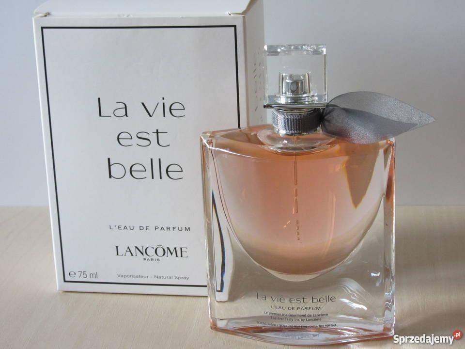 8069257ae6 perfume tester lancôme la vie est belle eau de parfum 75ml. Carregando zoom.
