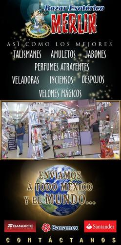 perfume tetragramaton - proteccion total -incluye pentagrama