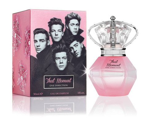 perfume that moment de one direction 100ml para mujer