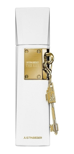 perfume the key justin bieber feminino edp 100ml original