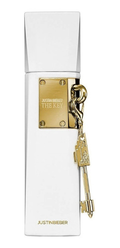 perfume the key para mujer de justin bieber edp 100 ml
