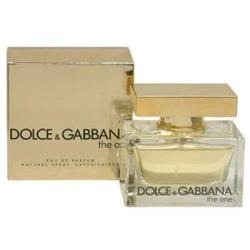 perfume  the  one de dolce gabbana para mujer 75 ml original