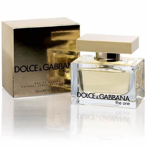 perfume  the one dolce&gabbana parfum 50ml