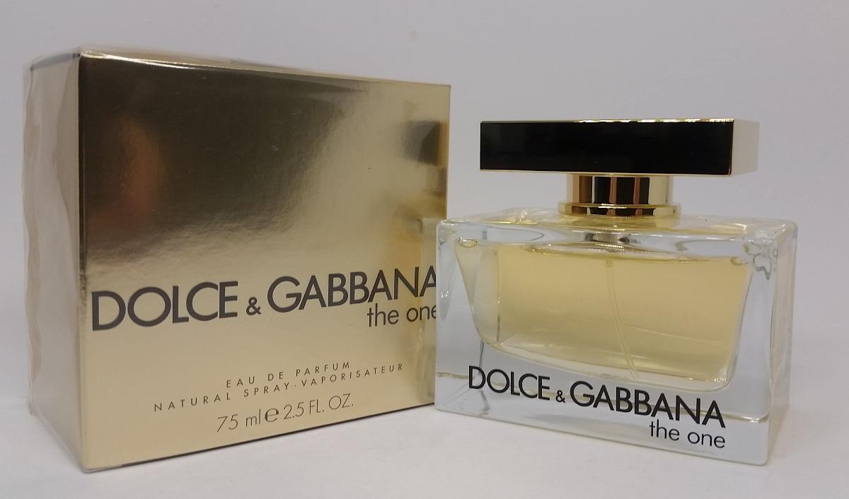 36c92a2dfb4a2 perfume the one feminino 75ml dolce   gabbana 100% original. Carregando  zoom.