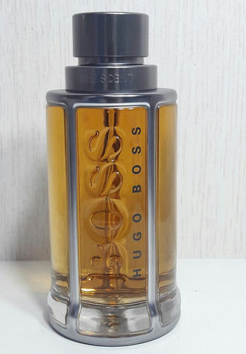 perfume the scent hugo boss 100 ml masculino original lacrad