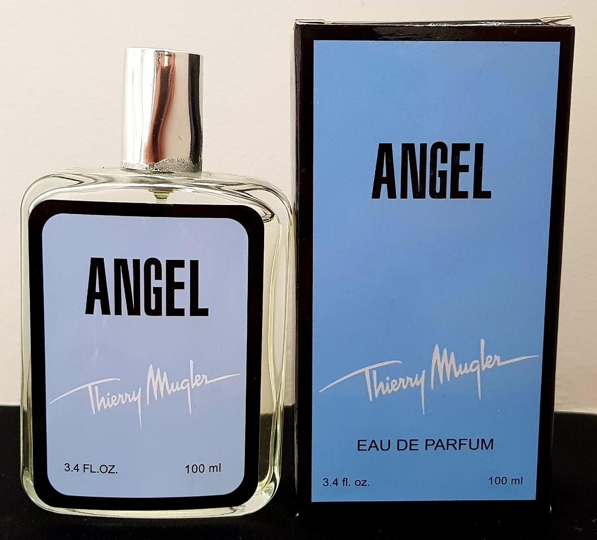 Perfume Thierry Mugler Angel Feminino 100ml Réplica R 3600 Em